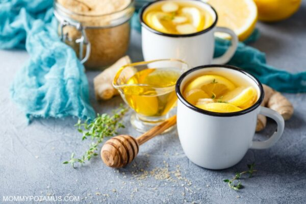 natural remedies for kids cold and flu