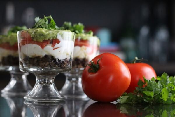Eight Layer Dip Recipe
