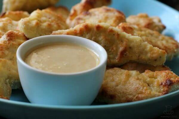 Honey Mustard Recipe {5 Minutes}