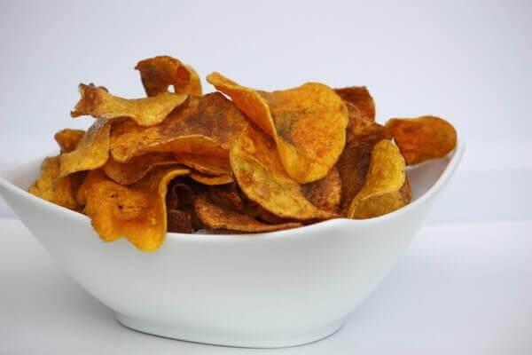 Crispy Sour Cream & Onion Chips {GAPS-Style}