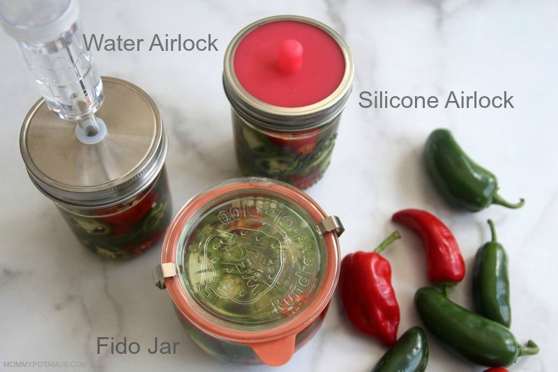Homemade Pickled Jalapenos