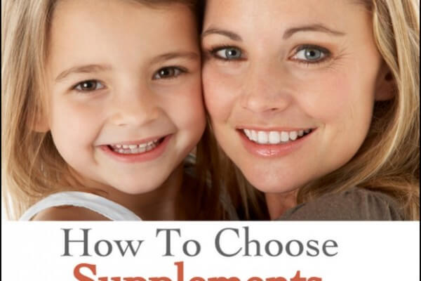 How To Choose Supplements For Your Family