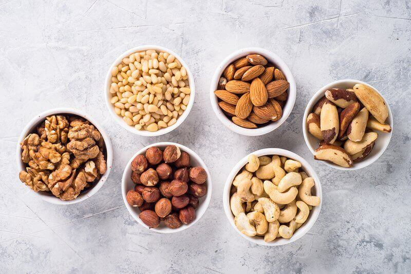 how to soak and dehydrate nuts