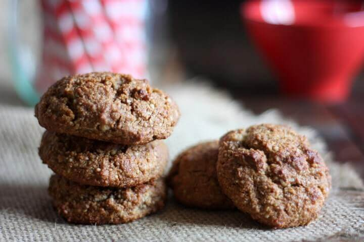 Paleo Gingerbread Cookie Recipe