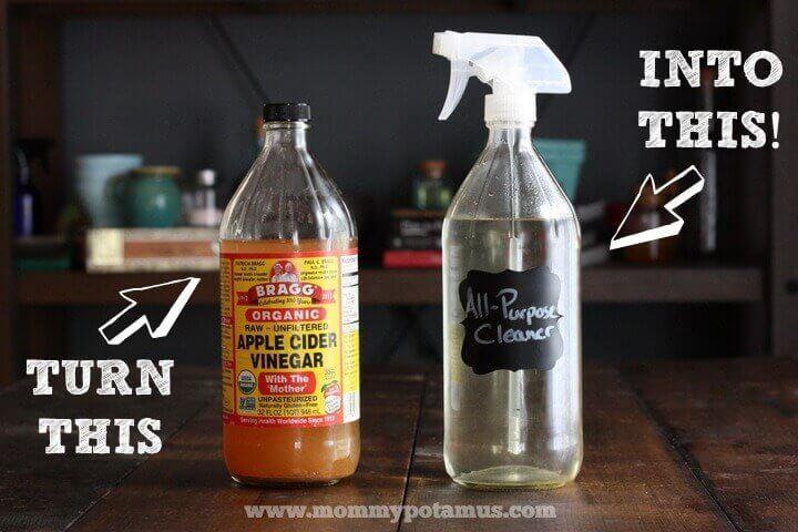 how to make glass spray bottles