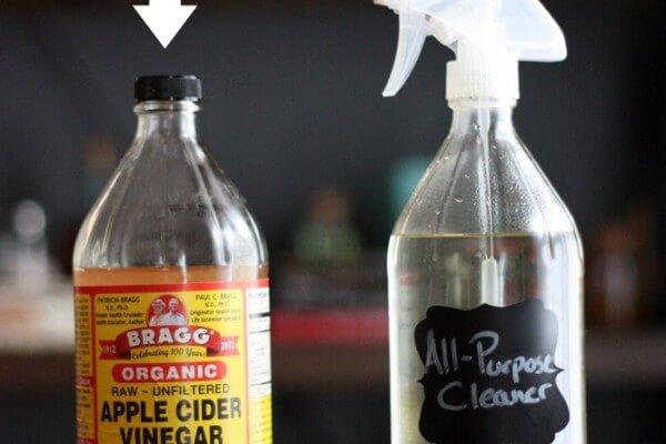 DIY All-Purpose Cleaner (Plus How To Make A Glass Spray Bottle)