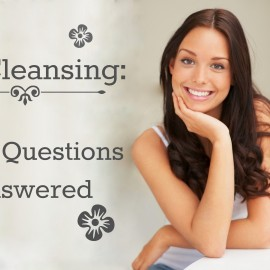 Oil Cleansing: Your Questions Answered!