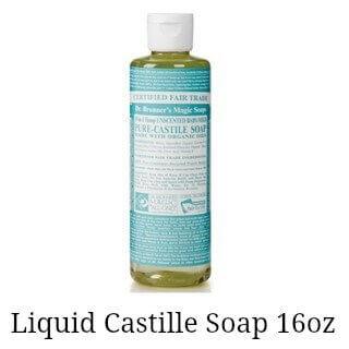 Liquid Castille Soap