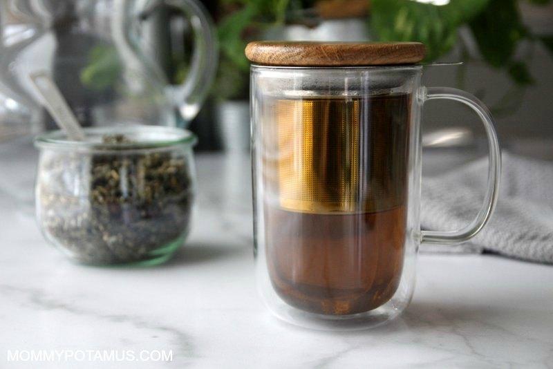 Red Raspberry Leaf Pregnancy Tea Recipe