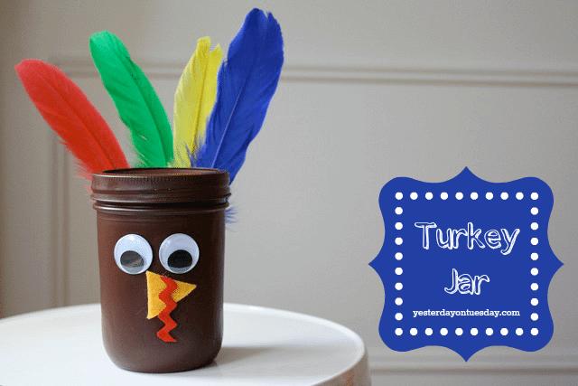 Turkey-Jar-Craft
