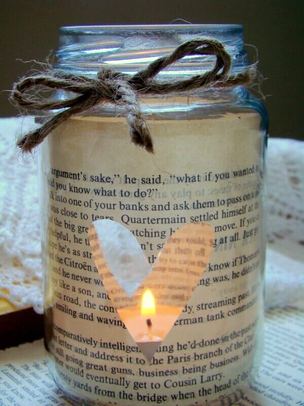 bottle for candle 048