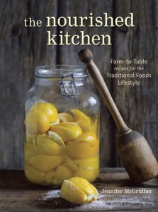 The Nourished Kitchen Cookbook front cover