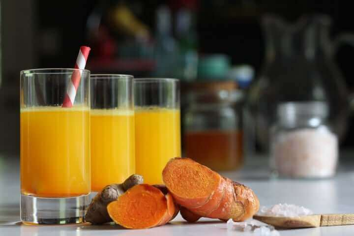 Wellness Shot - This turmeric tonic is my