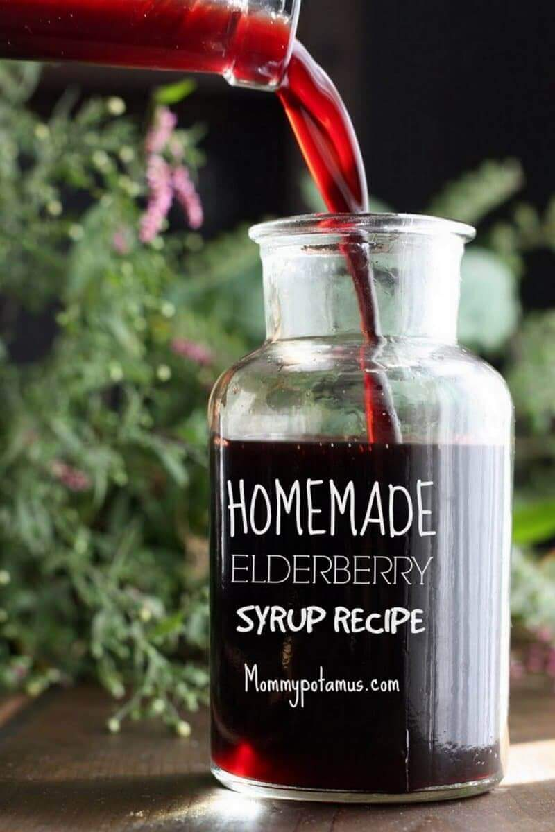 Can elderberries really reduce cold and flu symptoms? According to a study in Norway, patients given elderberry extract felt better four days sooner than those who received a placebo. Other research indicates that elderberries may support overall immune function and relieve sinus congestion. Here's how to make a delicious traditional preparation of elderberries - elderberry syrup - at home.