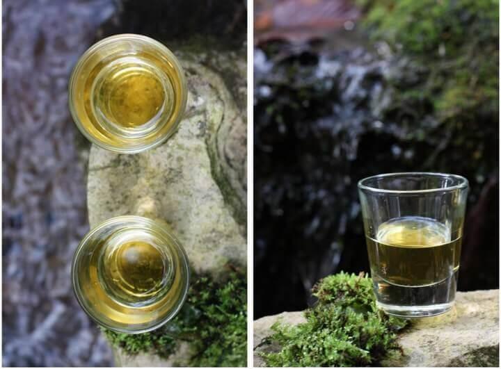 raw cod liver oil