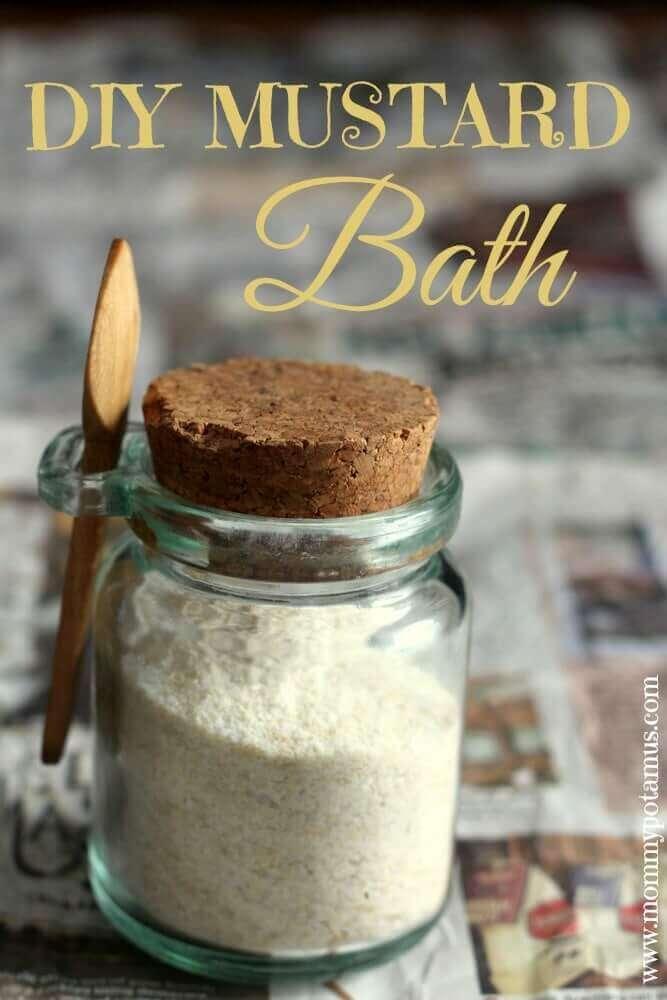 Mustard Bath Recipe