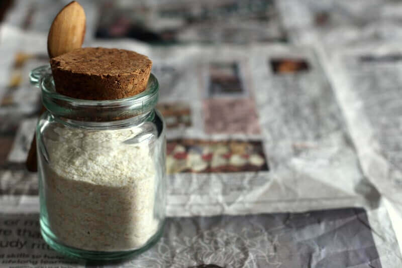 DIY Mustard Bath Recipe