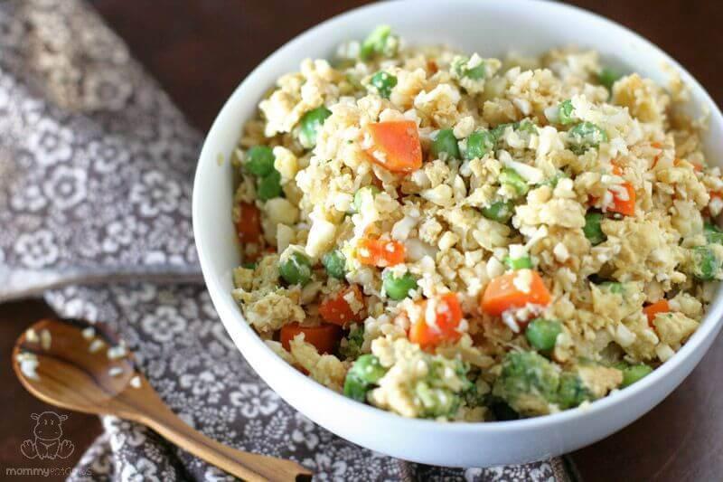 Fried-cauliflower-rice