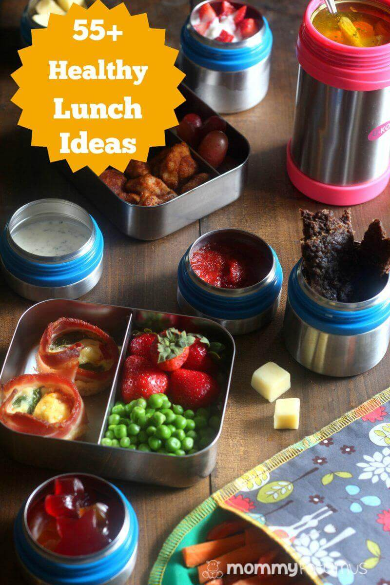 55+ Paleo Lunch Ideas #healthylunchideas #paleolunch #paleosnacks