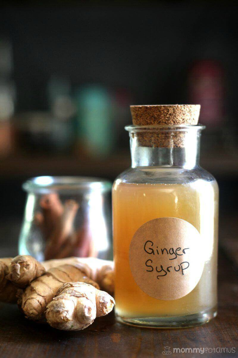 Ginger has been used for thousands of years to soothe tummy aches, nausea and indigestion. And according to the University of Maryland Medical Center, it has also history of use for