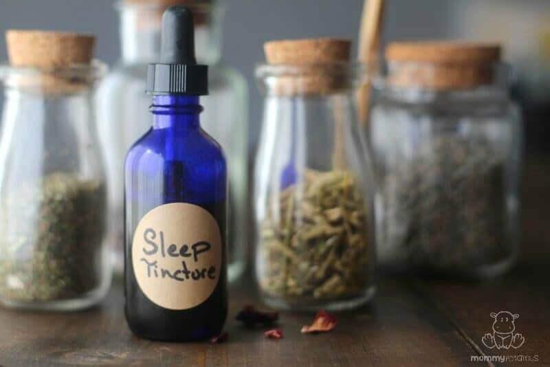 homemade-sleep-tincture-recipe