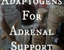 The Beginner's Guide To Adaptogens For Adrenal Support