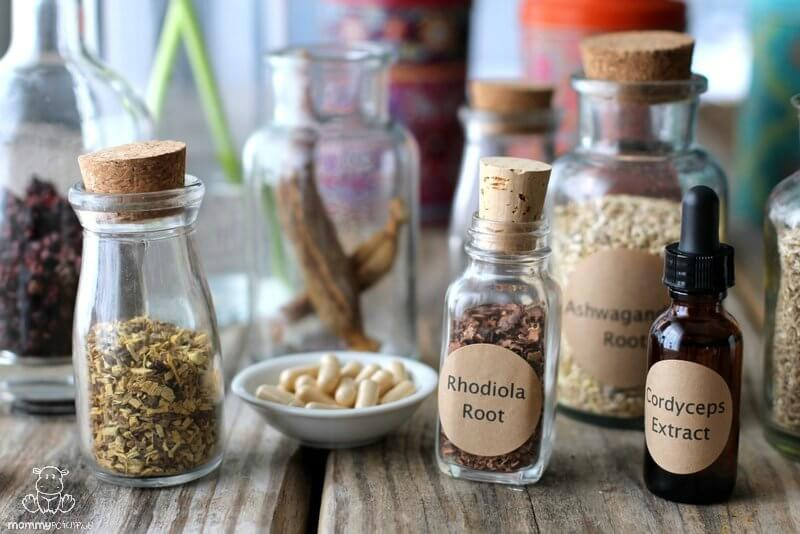Adaptogens that help the body adapt to stress and support sleep