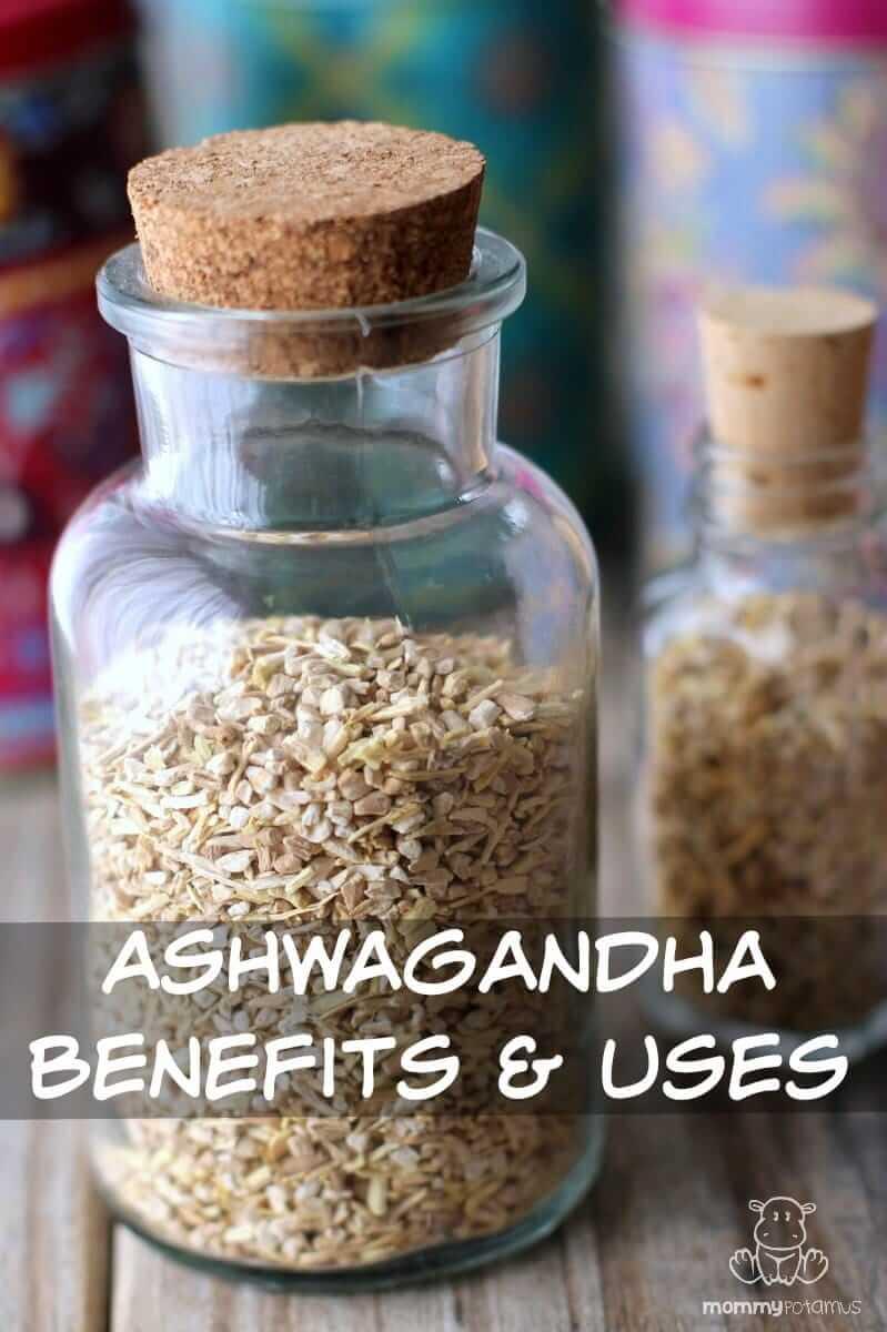 Ashwaganda: An herb for strength and sleep