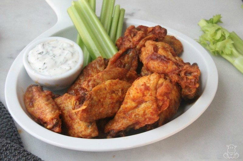 Homemade Buffalo Wings Recipe