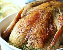 Instant Pot Pressure Cooker Whole Roast Chicken
