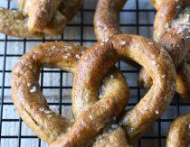 Soft Pretzel Recipe (Gluten-Free, Paleo)