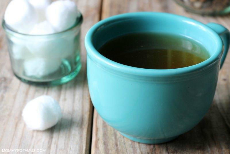 sunburn-remedies-tea