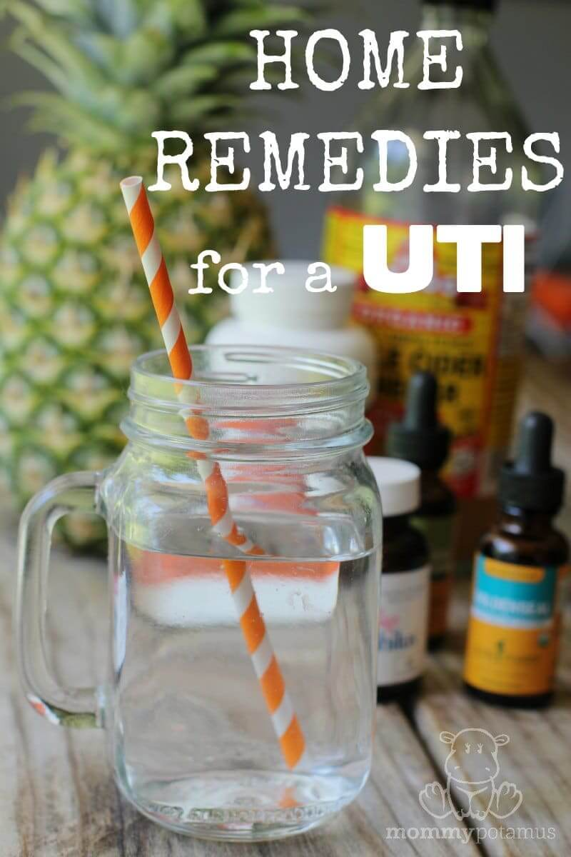 "Natural Remedies for UTI - ""A worried mother does better research than the FBI."" ~ Unknown A few weeks ago one of my children developed symptoms of a UTI while we were traveling. I kept in touch with our pedi and then implemented the home remedies that we could on the road. Here are the ones I found to be best supported by current research, plus a few that have long been considered helpful in the natural community."
