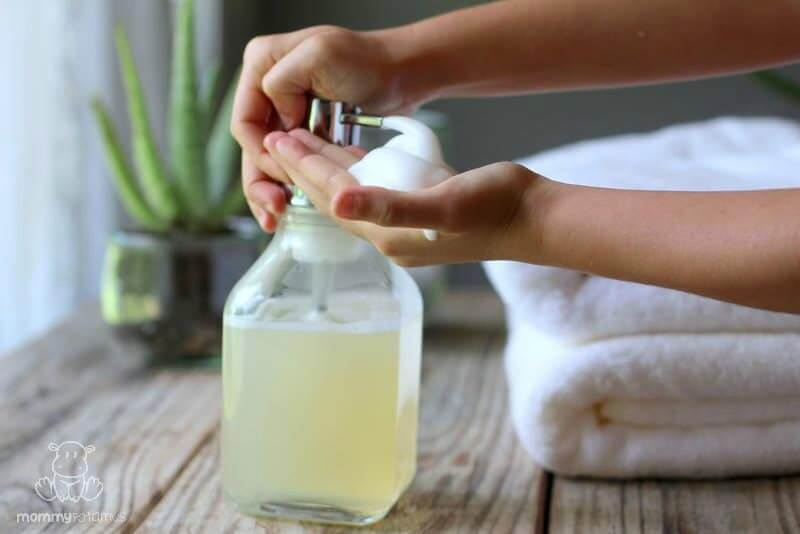 how-to-make-foaming-hand-soap