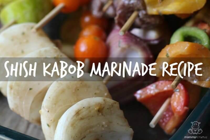 Shish Kabob Marinade Recipe
