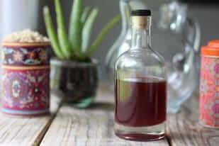 Schisandra Berry Syrup