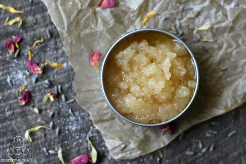 homemade-face-scrub