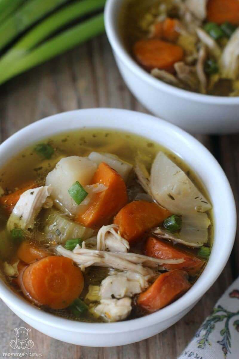 instant-pot-pressure-cooker-chicken-soup-recipe