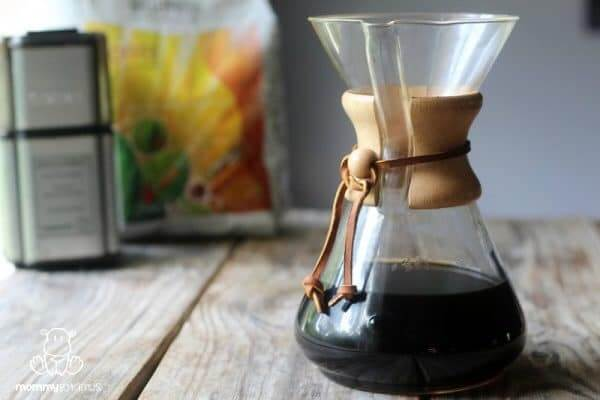 Why I Switched To A Chemex (And How To Brew An Amazing Cup of Coffee)