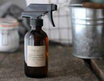 DIY All-Purpose Cleaner With Lemon & Lavender
