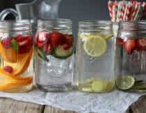 4 Refreshing Fruit and Herb Infused Water Recipes