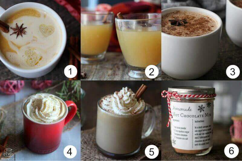 mexican hot chocolate recipe winter drinks
