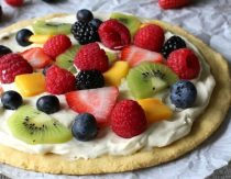 Fruit Pizza Recipe (Gluten-Free, Paleo)