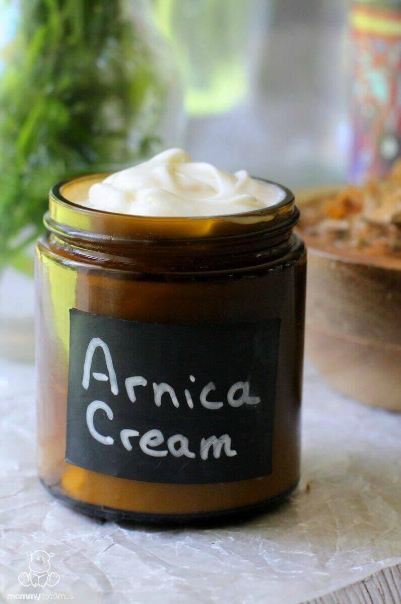 arnica cream oil
