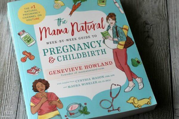 The Book I Wish I'd Had For My First Pregnancy