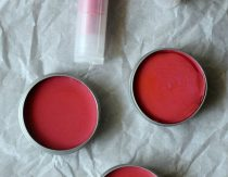 Tinted Lip Balm Recipe