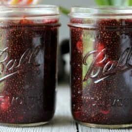 elderberry jam recipe
