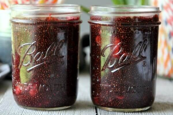 elderberry jam recipe
