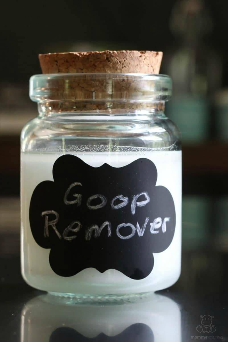 adhesive remover goo gone