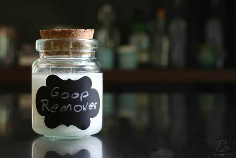 DIY Adhesive Remover (Like Goo Gone)